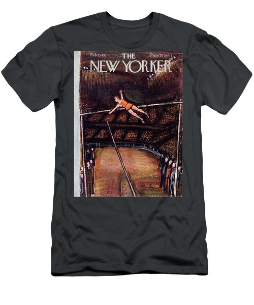 New Yorker February 7 1953 Men's T-Shirt (Athletic Fit)