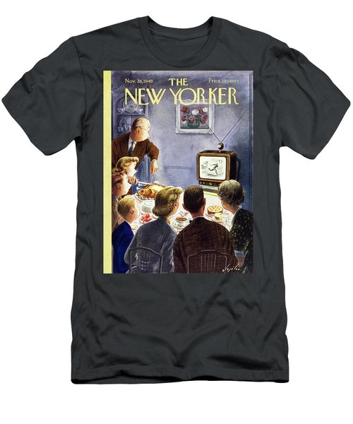 New Yorker November 26 1949 Men's T-Shirt (Athletic Fit)