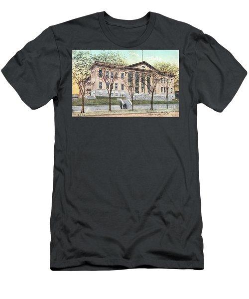 Newburgh Broadway - 03 Men's T-Shirt (Athletic Fit)