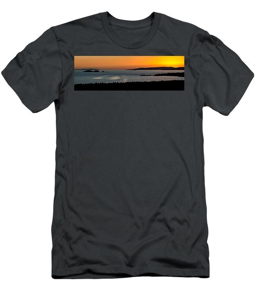 Neys Horizon Men's T-Shirt (Athletic Fit)