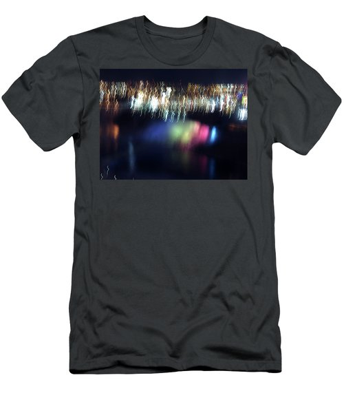 Light Paintings - Ascension Men's T-Shirt (Athletic Fit)