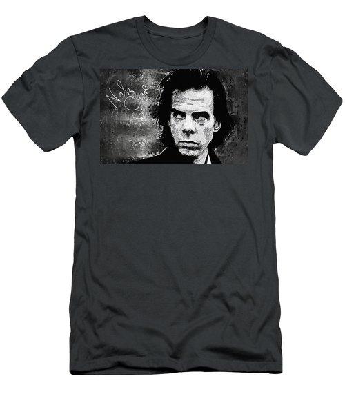 Nick Cave Men's T-Shirt (Athletic Fit)