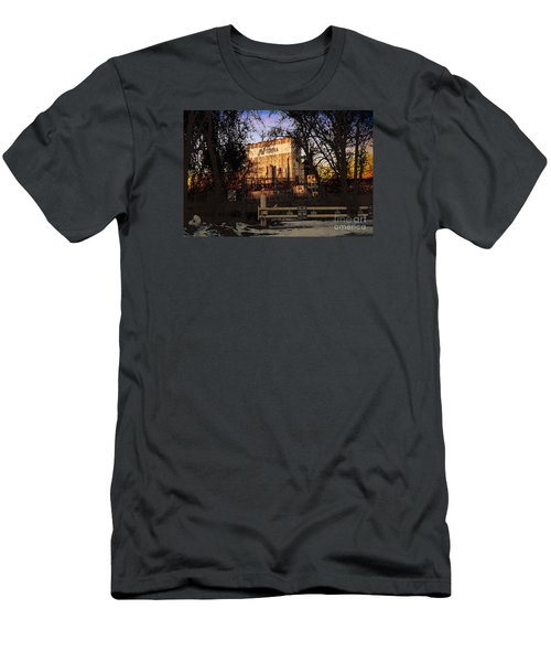 Nidera Men's T-Shirt (Slim Fit) by David Blank