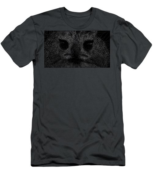 Night Night Men's T-Shirt (Athletic Fit)
