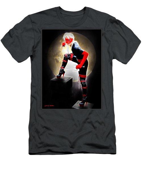 Night Of The Avenger Men's T-Shirt (Athletic Fit)