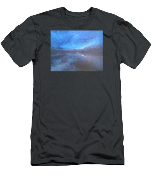 Night Sky Men's T-Shirt (Slim Fit) by Jane See