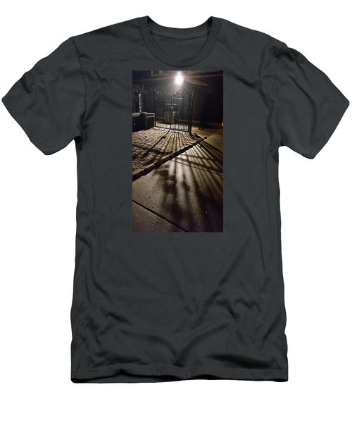 Nightshadows Men's T-Shirt (Athletic Fit)