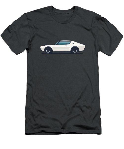 Nissan Skyline Gt-r C110 Side - Plain White Men's T-Shirt (Athletic Fit)
