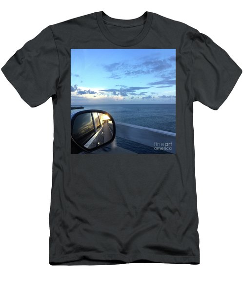 No Looking Back Men's T-Shirt (Athletic Fit)