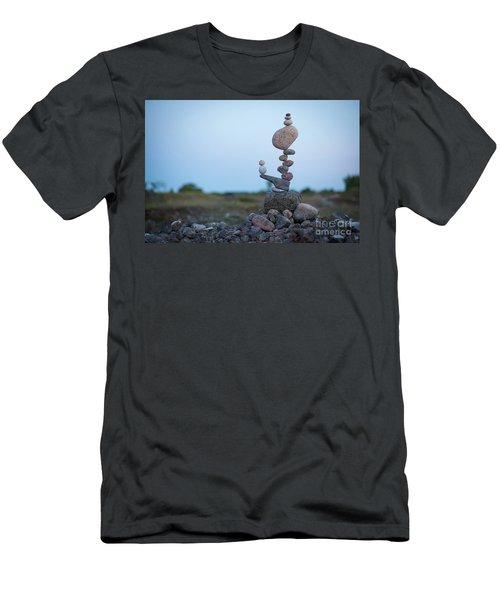 Zen Stack #2 Men's T-Shirt (Athletic Fit)