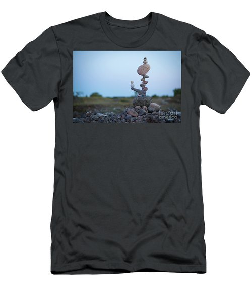 Zen Stack #2 Men's T-Shirt (Athletic Fit)