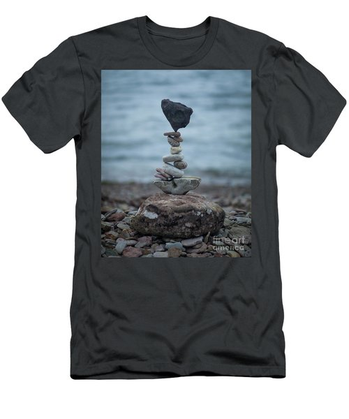Zen Stack #6 Men's T-Shirt (Athletic Fit)