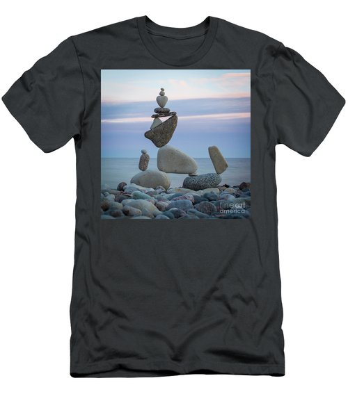 Zen Stack #7 Men's T-Shirt (Athletic Fit)