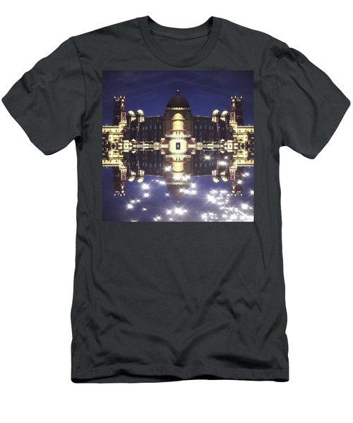 Nao Tenha Pena Men's T-Shirt (Slim Fit) by Jorge Ferreira
