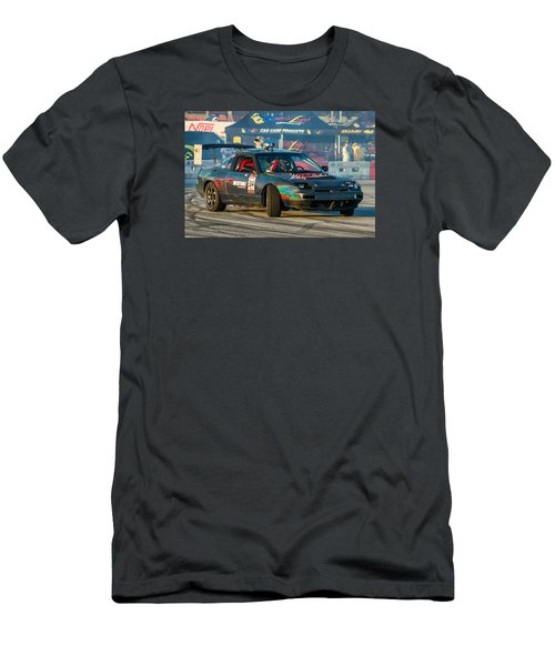 Nopi Drift 2 Men's T-Shirt (Slim Fit) by Michael Sussman