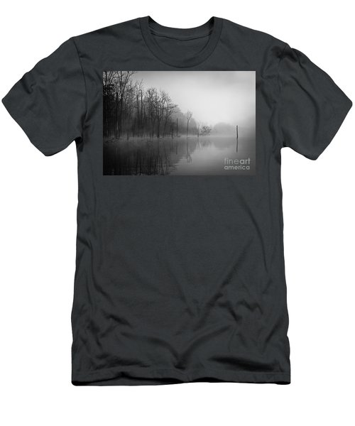 Norris Lake April 2015 3 Men's T-Shirt (Athletic Fit)