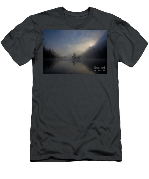 Norris Lake April 2015 Men's T-Shirt (Athletic Fit)