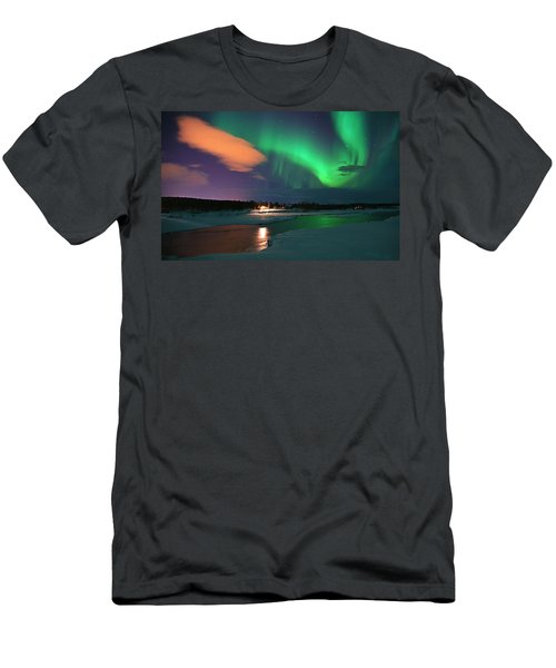 Norrsken 3 Men's T-Shirt (Athletic Fit)