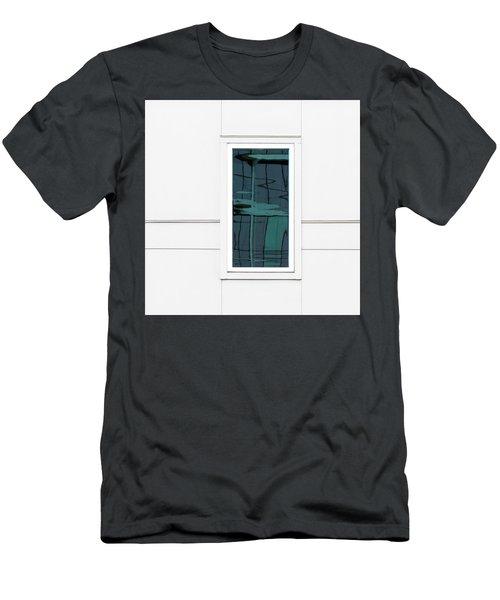 North Carolina Windows 2 Men's T-Shirt (Athletic Fit)
