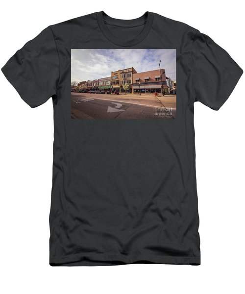 North Grand  Men's T-Shirt (Athletic Fit)