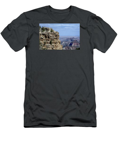 North Rim Layers Of Time Men's T-Shirt (Athletic Fit)