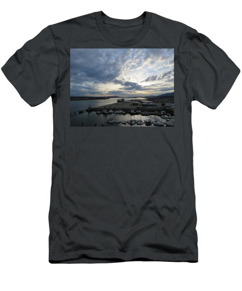 North Vancouver And Vancouver Men's T-Shirt (Athletic Fit)