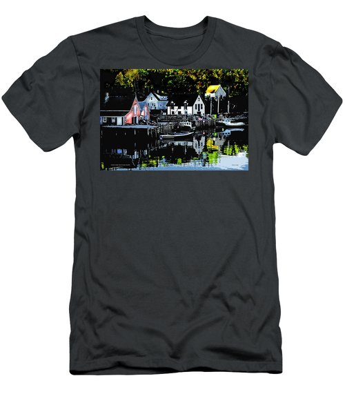 North West Cove Ns. Men's T-Shirt (Athletic Fit)