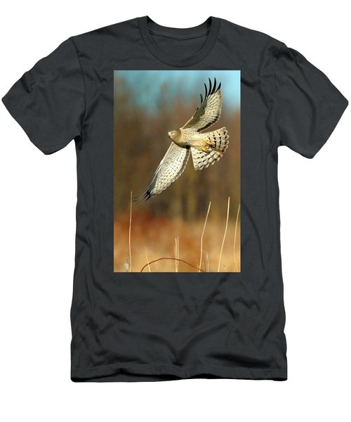 Northern Harrier Banking Men's T-Shirt (Athletic Fit)