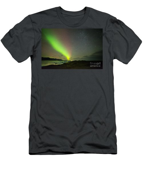 Northern Lights 7 Men's T-Shirt (Athletic Fit)