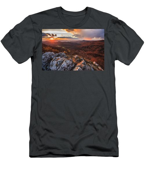 Men's T-Shirt (Slim Fit) featuring the photograph Northern Territory by Davorin Mance