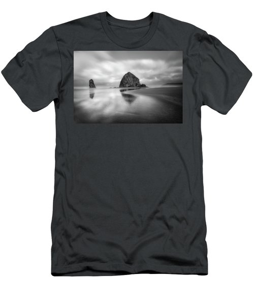 Men's T-Shirt (Slim Fit) featuring the photograph Northwest Monolith by Ryan Manuel