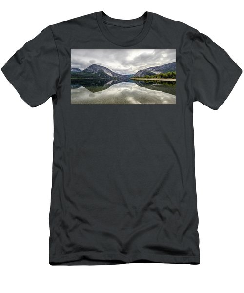 Norway I Men's T-Shirt (Slim Fit) by Thomas M Pikolin