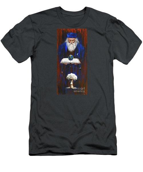 Nostradamus Men's T-Shirt (Athletic Fit)
