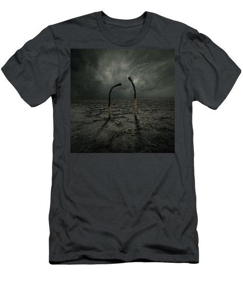 Not Arguing Men's T-Shirt (Athletic Fit)