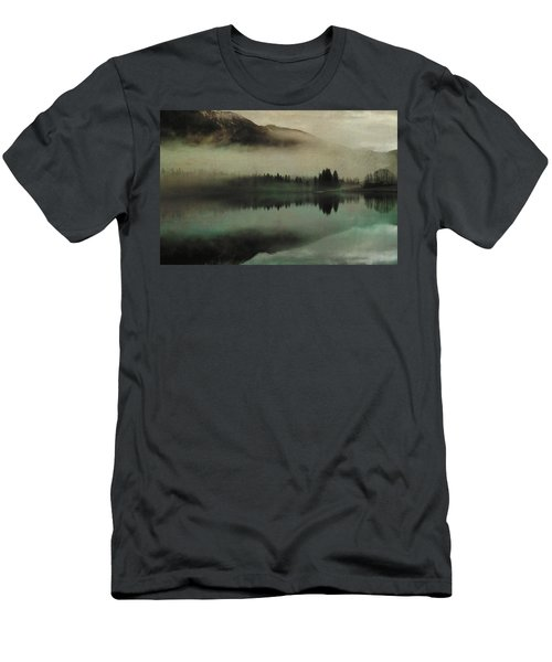 November Lake Men's T-Shirt (Athletic Fit)