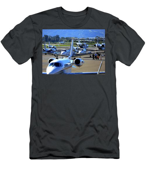Now Where Did I Park ... Men's T-Shirt (Athletic Fit)
