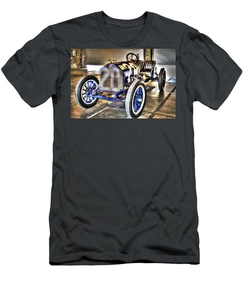 Number 20 Men's T-Shirt (Slim Fit) by Josh Williams
