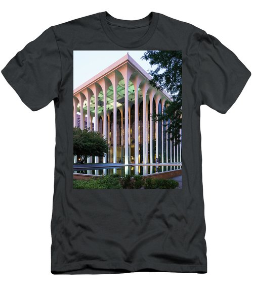Nwnl Building At Dusk Men's T-Shirt (Athletic Fit)