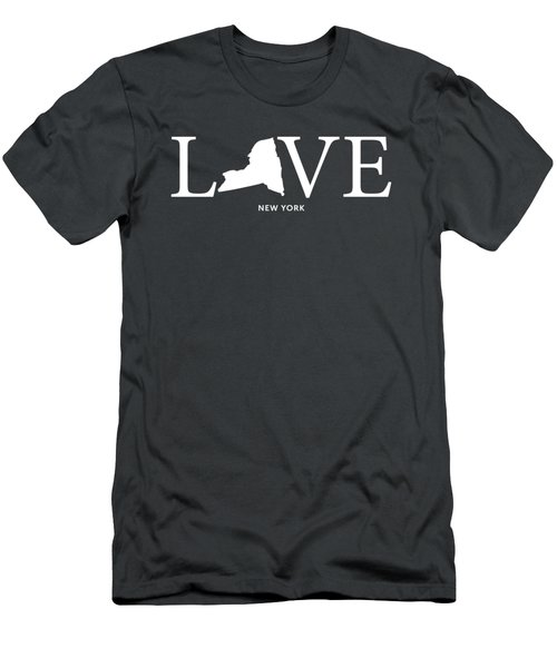 Ny Love Men's T-Shirt (Athletic Fit)