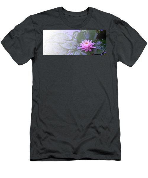 Nz Lily Men's T-Shirt (Athletic Fit)