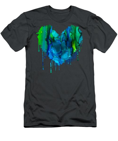Ocean Depths Men's T-Shirt (Athletic Fit)