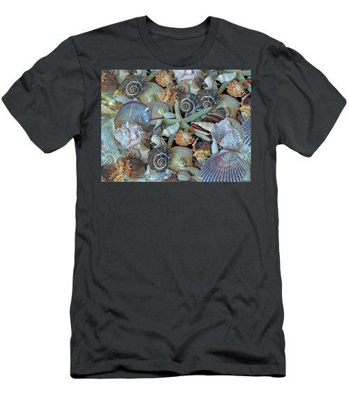 Ocean Gems 5 Men's T-Shirt (Athletic Fit)