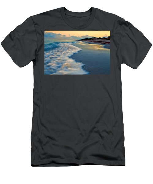 Ocean In Motion Men's T-Shirt (Athletic Fit)