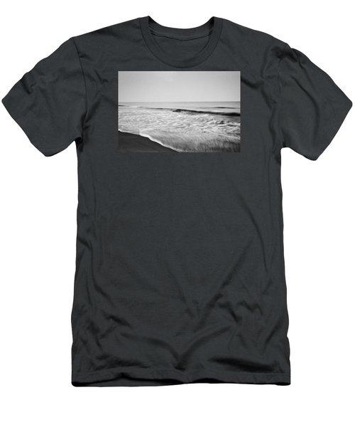 Ocean Patterns Men's T-Shirt (Slim Fit) by Scott Meyer