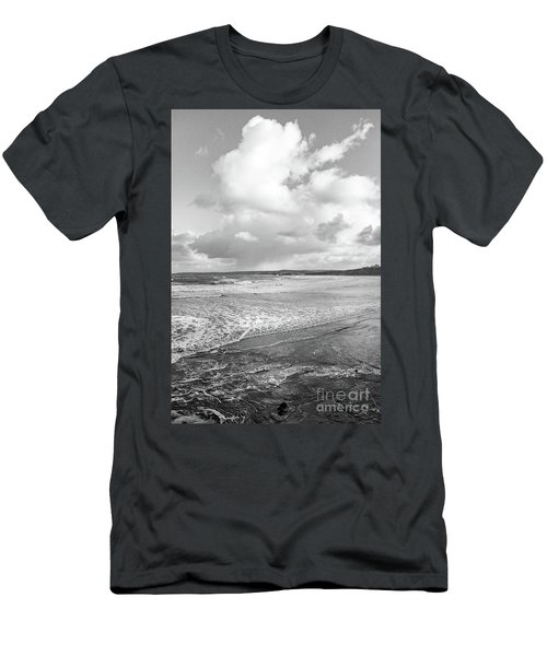 Ocean Texture Study Men's T-Shirt (Athletic Fit)