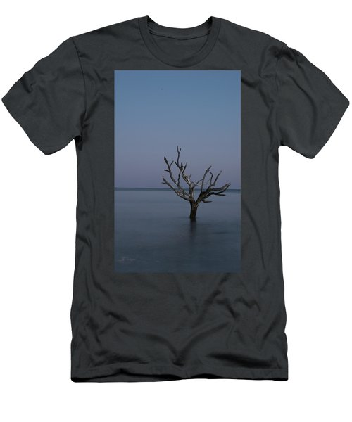 Ocean Tree Men's T-Shirt (Athletic Fit)