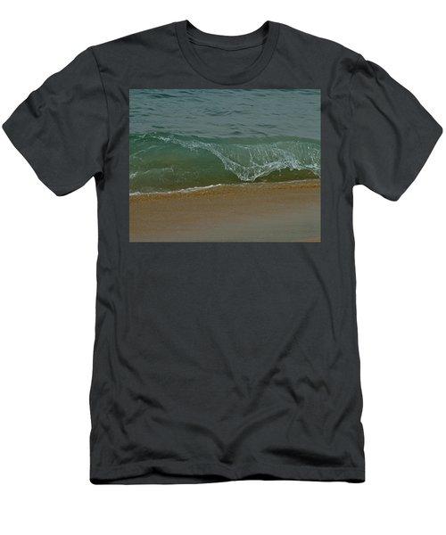 Ocean Wave Men's T-Shirt (Athletic Fit)