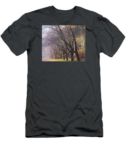 October 3 Men's T-Shirt (Athletic Fit)