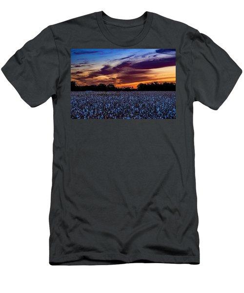 October Cotton Men's T-Shirt (Athletic Fit)