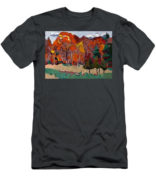 October Forest Men's T-Shirt (Athletic Fit)